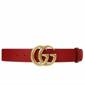 Other - Gucci Leather Belt